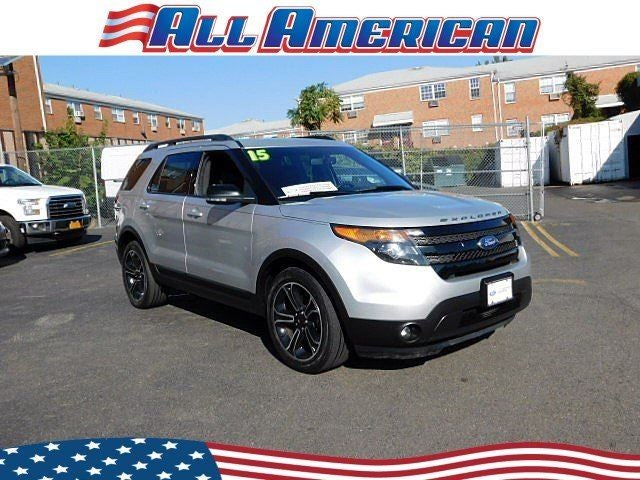 2015 ford explorer sport in hackensack nj new york city ford explorer all american ford of. Black Bedroom Furniture Sets. Home Design Ideas