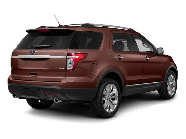 ford explorer new 2015
