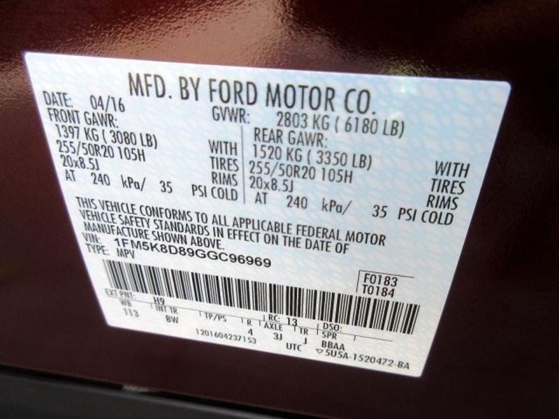 2016 Ford Explorer Xlt In Hackensack Nj New York City Ford