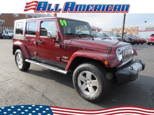 2009 Jeep Wrangler Unlimited Sahara In Hackensack, NJ   All American Ford  Of Hackensack