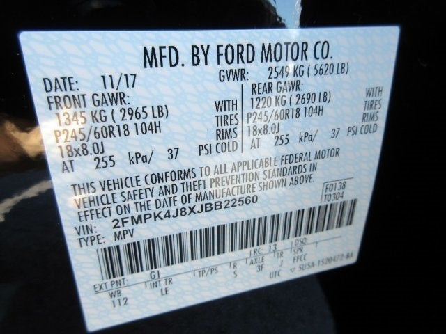 Ford Edge Sel In Hackensack Nj All American Ford Of Hackensack