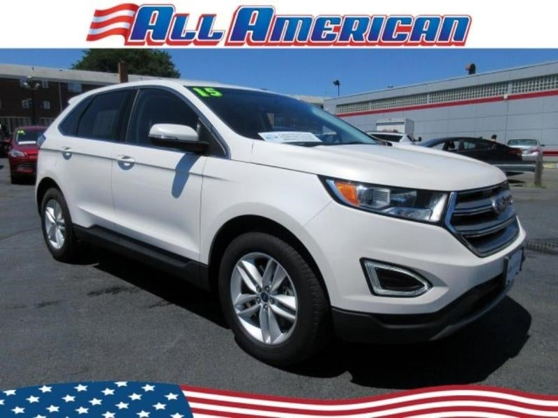Ford Edge Base In Hackensack Nj All American Ford Of Hackensack